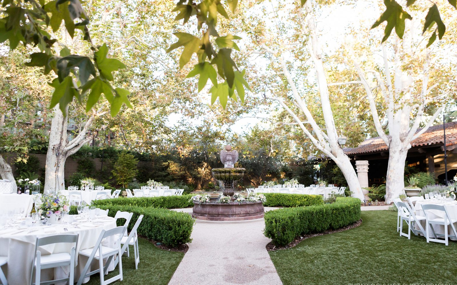 Garden wedding venues los angeles outdoor wedding the garland Garden wedding venues los angeles