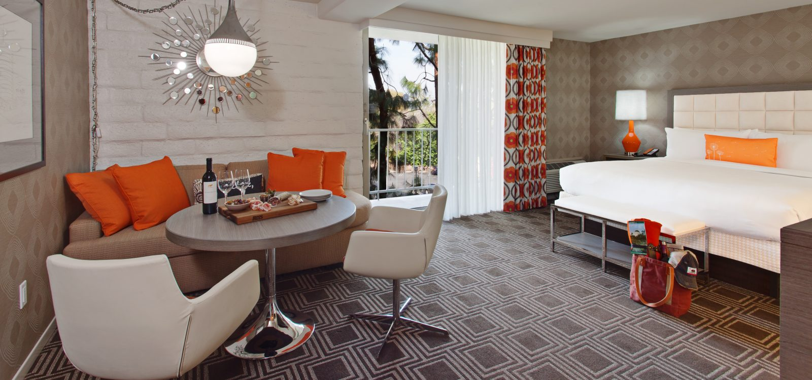 Hollywood boutique hotel accommodations