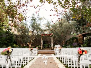 wedding venues in North Hollywood, CA at The Garland Hotel