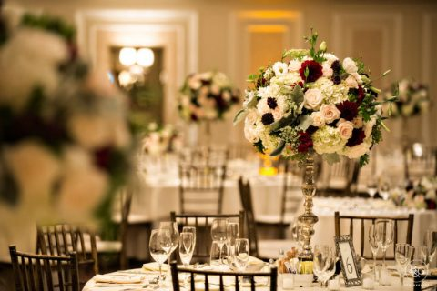 wedding receptions at The Garland Hotel in North Hollywood
