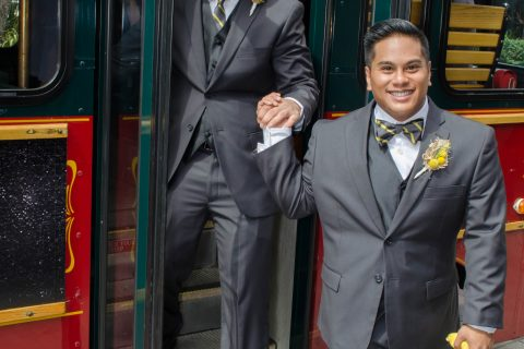 LGBT Wedding venues at The Garland Hotel in North Hollywood Ca