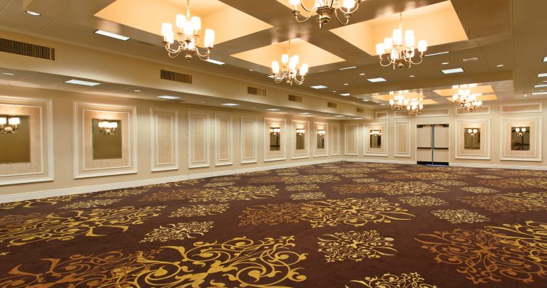 meeting and event space available at The Garland Hotel in Universal Studios
